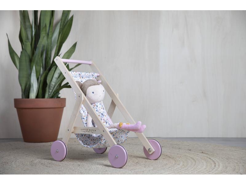 Little Dutch kočiarik pre bábiku