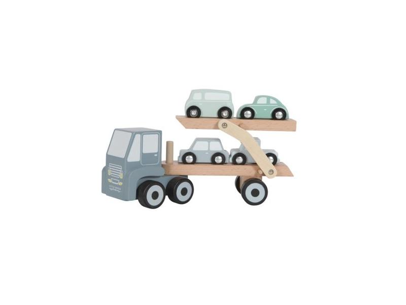 Little dutch nákladiak + 4 autíčka