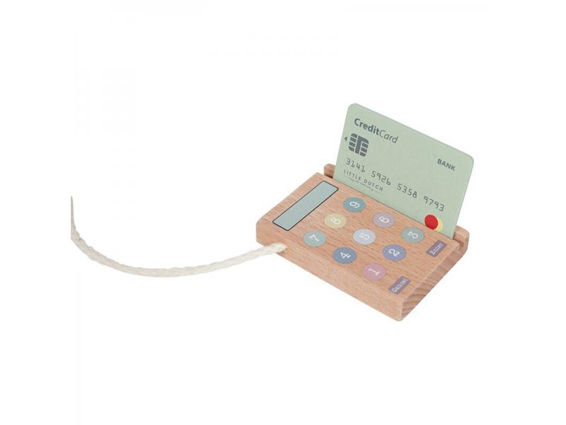 Little dutch pokladňa so skenerom