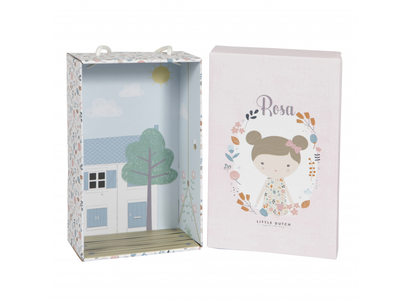 Little dutch bábika v krabičke 35cm dievča