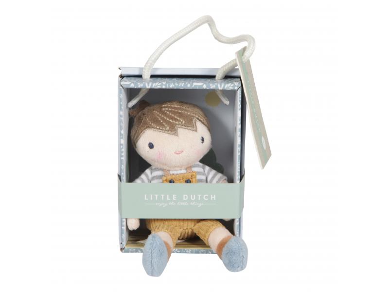 Little dutch bábika v krabičke 10cm chlapec