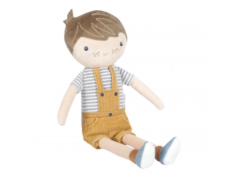 Little Dutch bábika Jim v krabičke 35cm