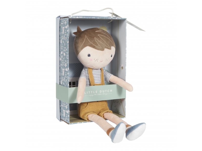 Little dutch bábika v krabičke 35cm chlapec