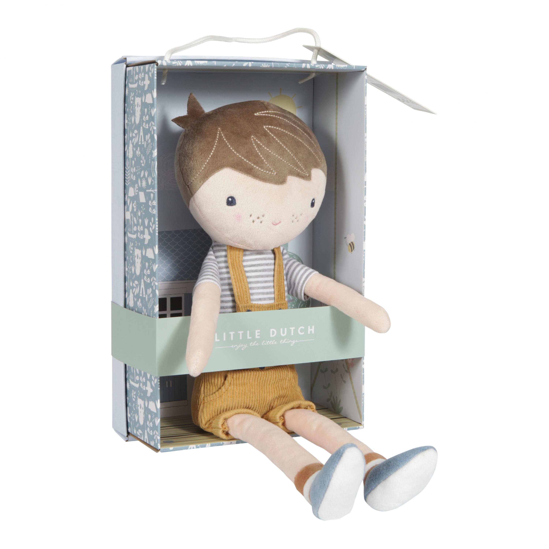 Bábika Jim v krabičke 35cm