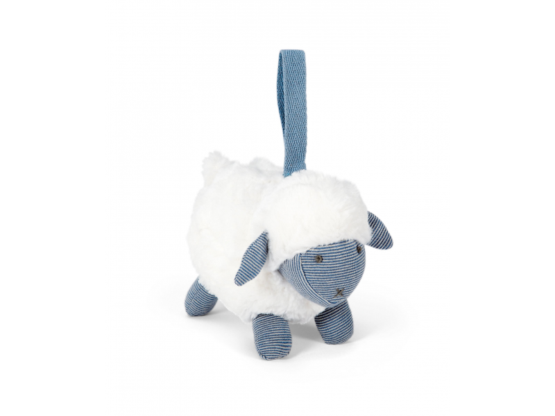 Mamas & Papas Závěsná ovečka modrá
