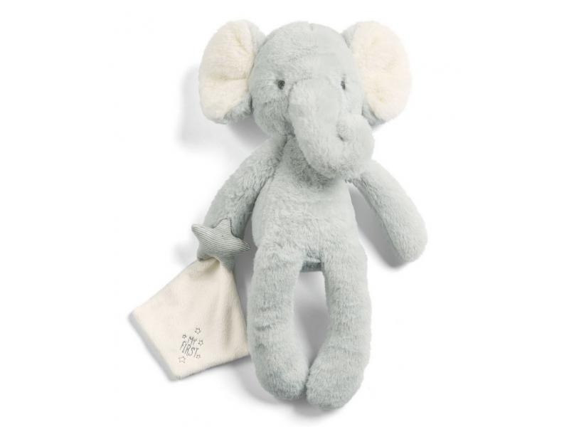 Slon muchláček