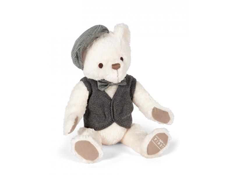 Medvedík s čapicou
