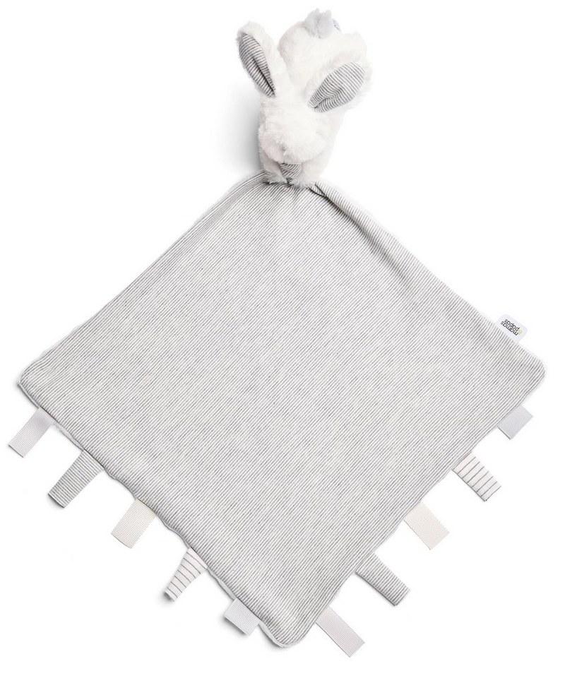 Maznáčik s králičkom šedý