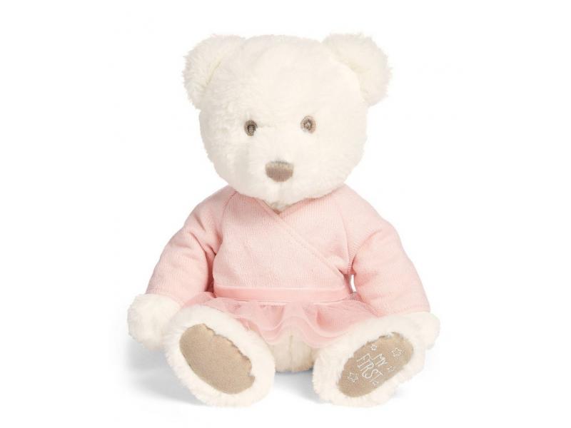Medvídek ve svetru růžový