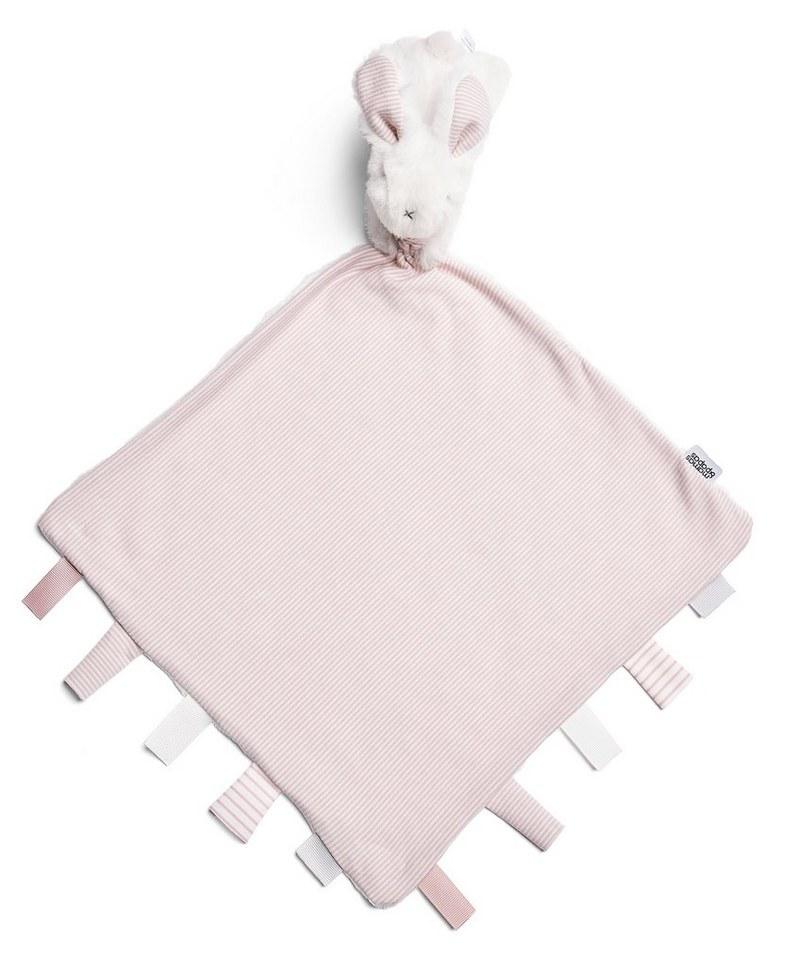 Maznáčik s králičkom ružový