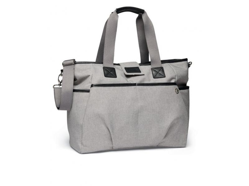 Přebalovací taška Tote Bag Grey Marl