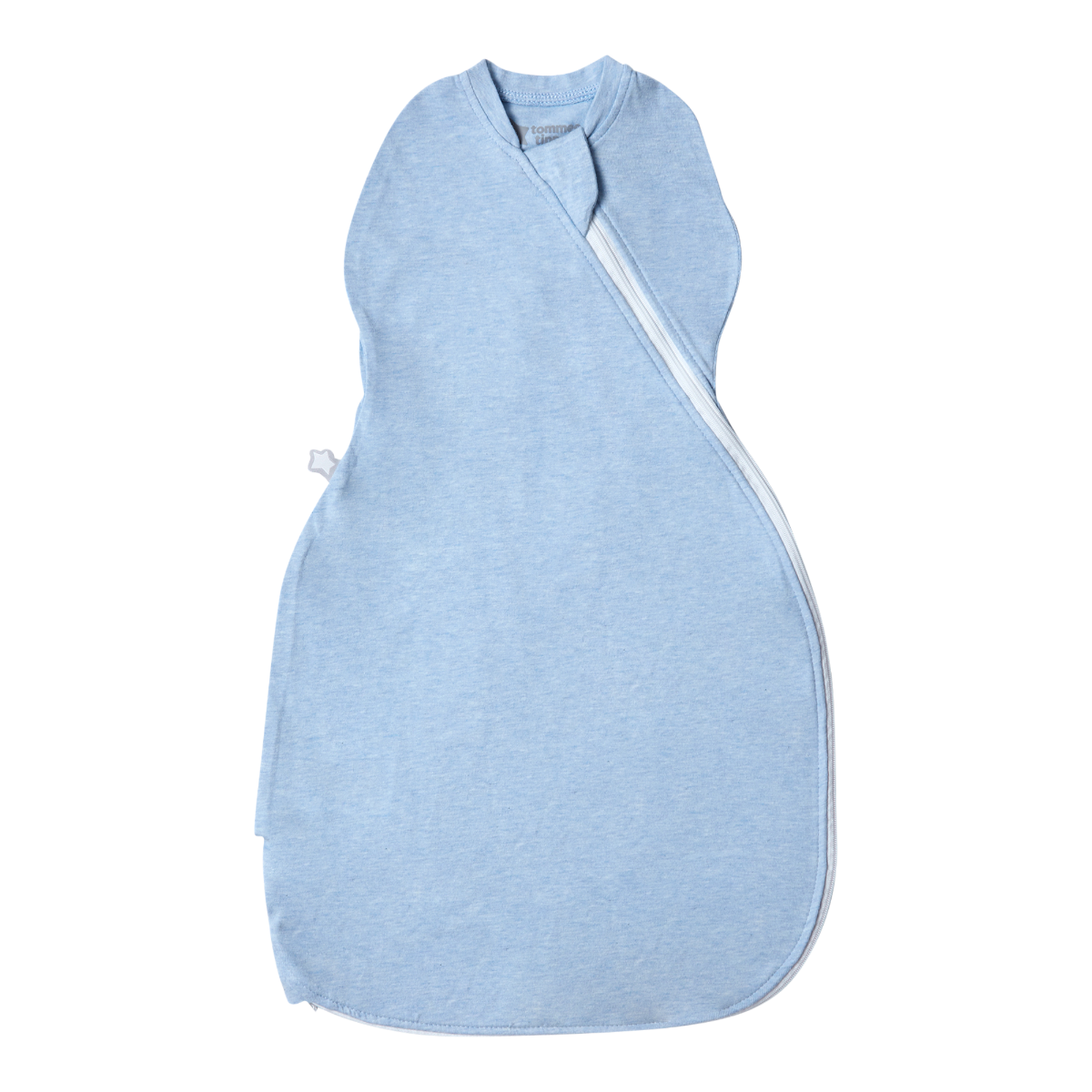 Zavinovačka Grobag Easy Swaddle 0-3m Blue Marl