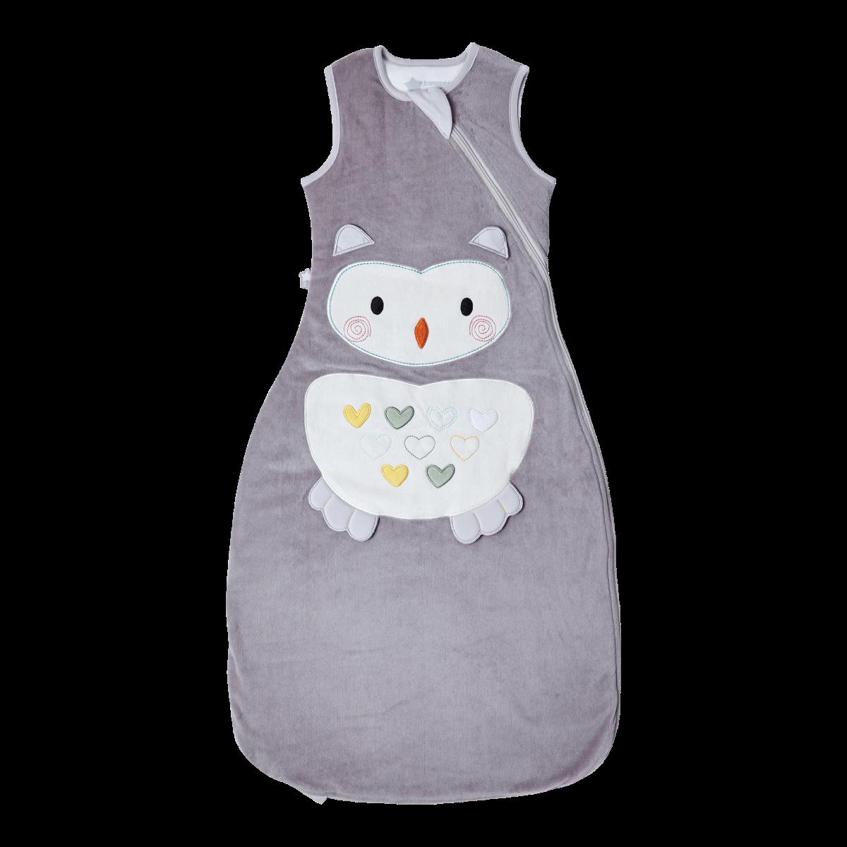 Spací pytel Grobag 6-18m letní Ollie the Owl
