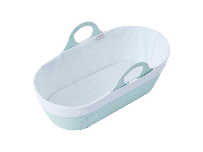 Tommee Tippee košík na bábätko Sleepee Mint Green