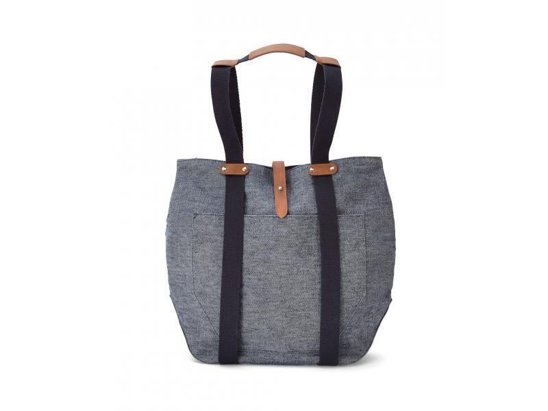 Přebalovací taška Chrissi Blue Denim