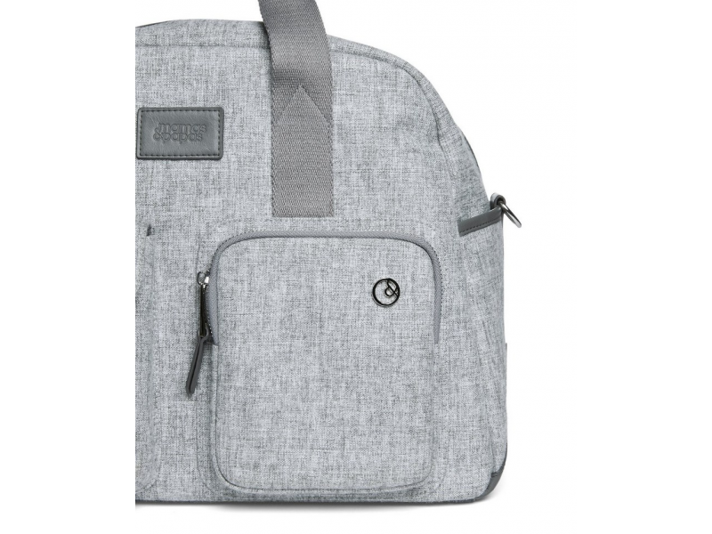 Přebalovací taška Bowling Skyline Grey