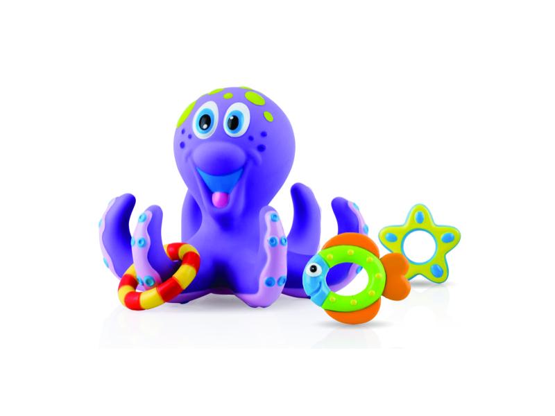 Chobotnice do koupele