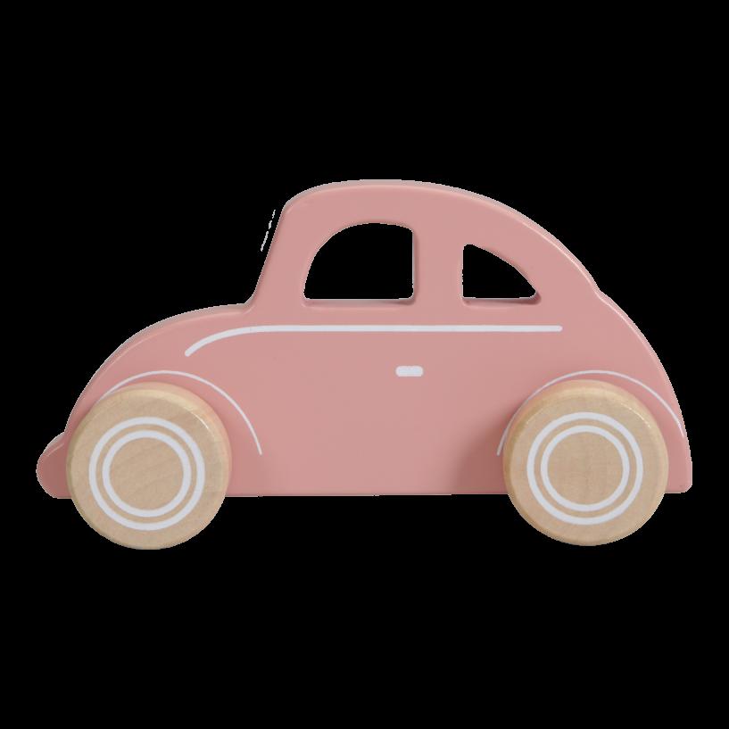 Autíčko chrobák pink NEW