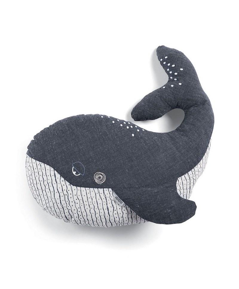 Dekorativní polštářek Velryba
