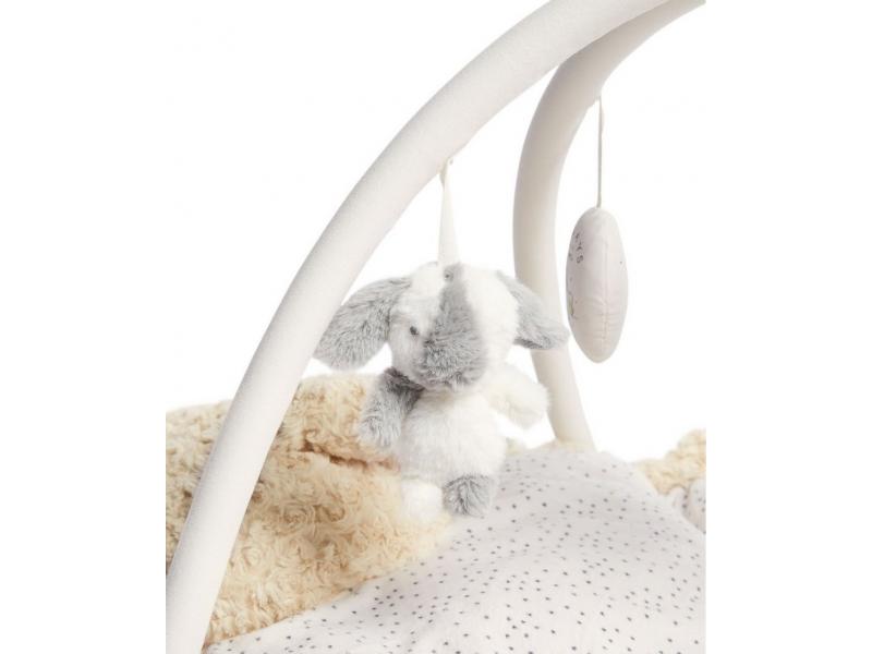 Hracia deka s hrazdou slon Ellery