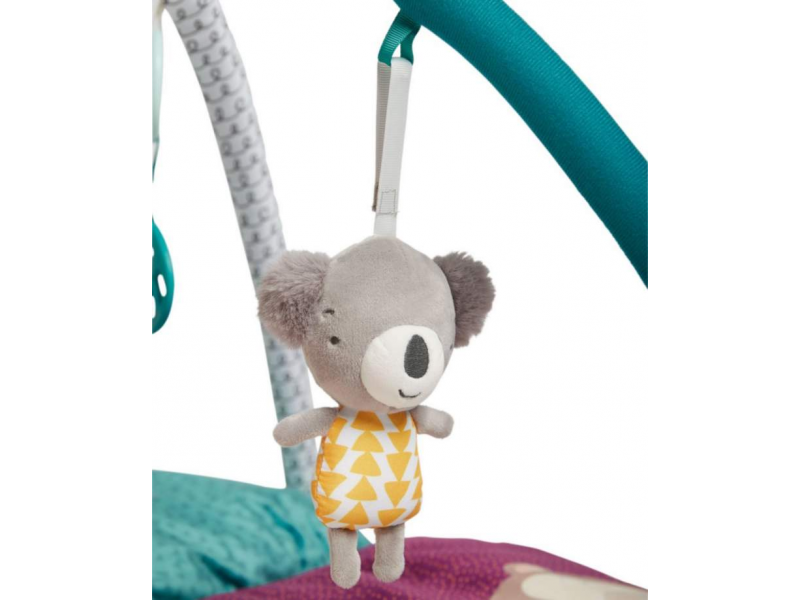 Hrací deka s hrazdou Opička