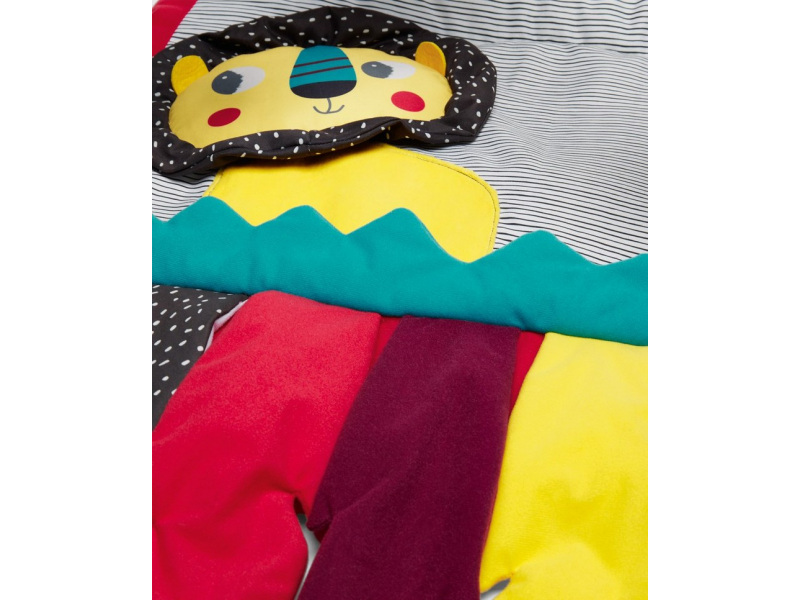 Mamas & Papas Hrací deka s hrazdou Lev