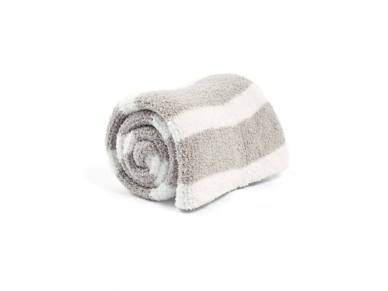 Mamas & Papas Pletená deka žinylka šedá