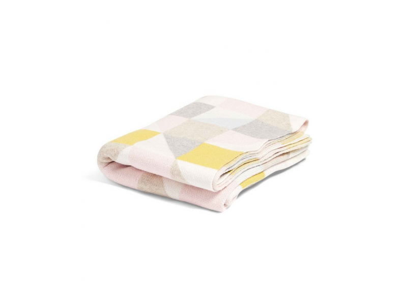 Pletená deka Geo Print