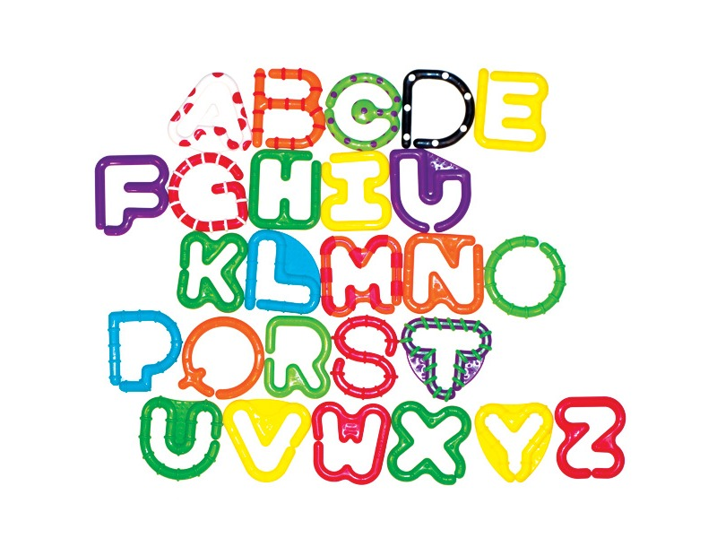 Spojovací písmena A-Z