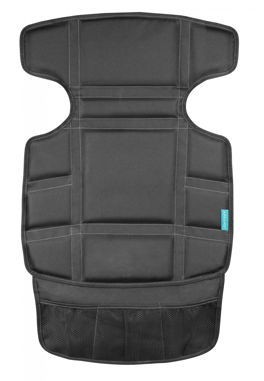 Ochranná podložka pod autosedačku Black