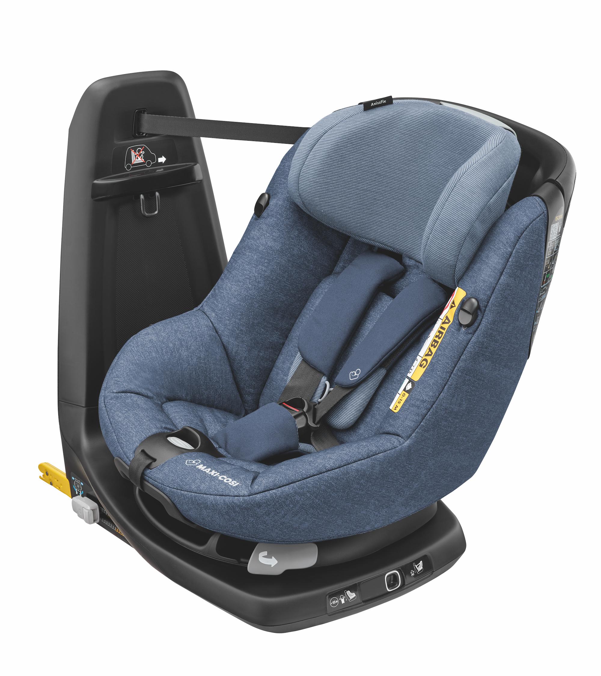 AxissFix autosedačka Nomad Blue