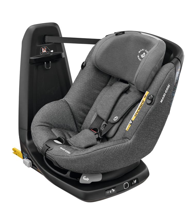 AxissFix Plus autosedačka Sparkling Grey
