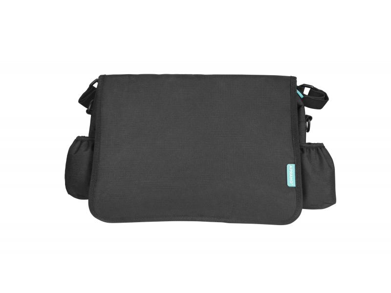 Organizér na autosedadlo Multi Pockets Black