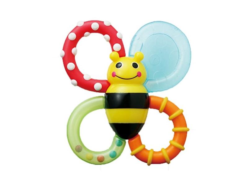 Chladiace hryzátko včielka