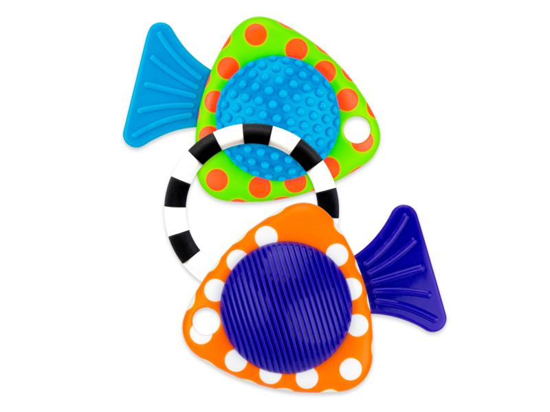 Rybičky so zvukmi