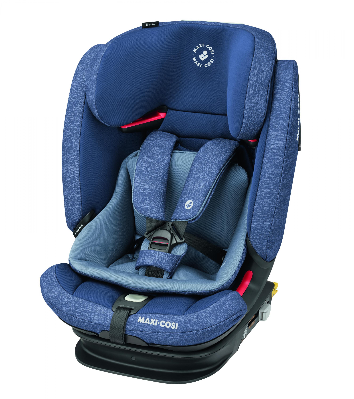 Titan Pro autosedačka Nomad Blue