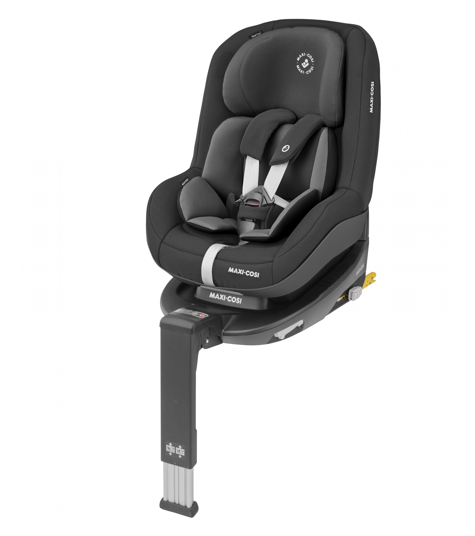 Pearl Pro i-Size autosedačka Authentic Black