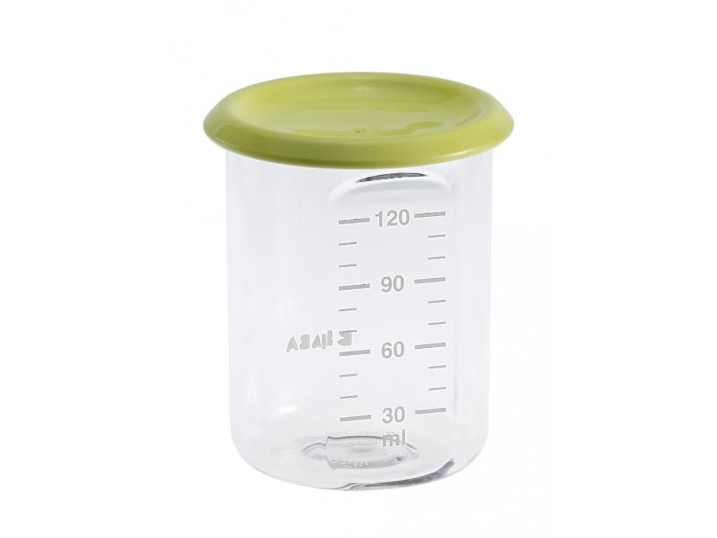 Kelímek na jídlo 120 ml zelený