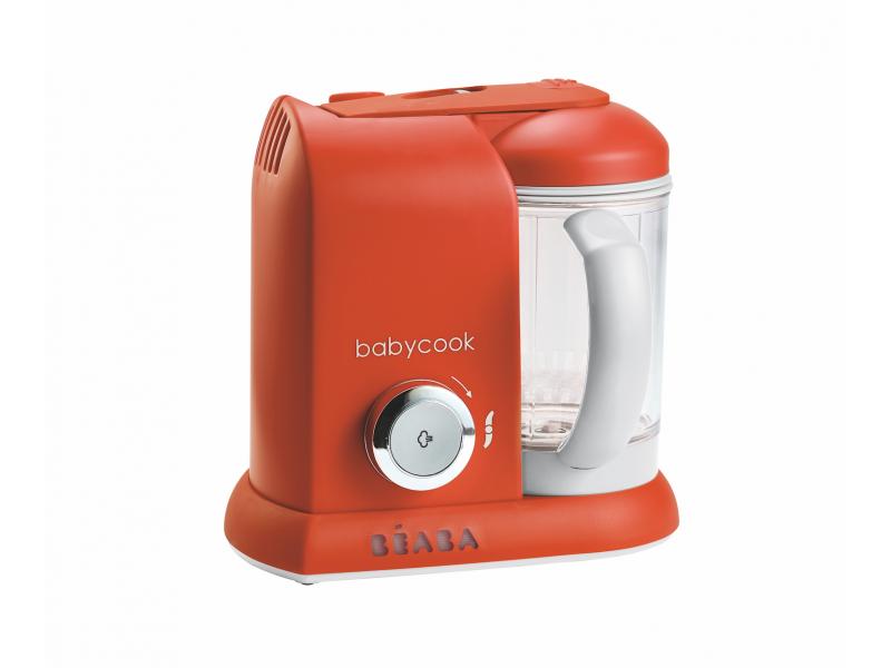 Parný varič + mixér BABYCOOK paprika
