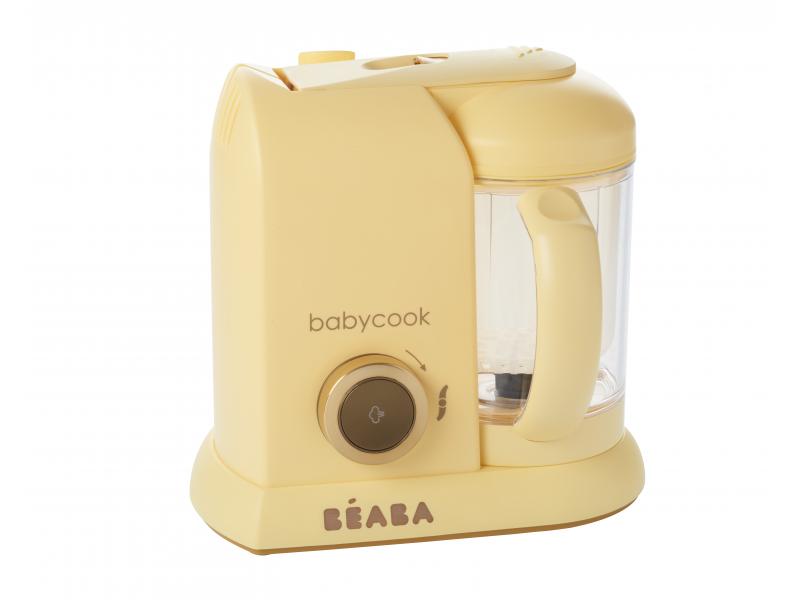 Parný varič + mixér BABYCOOK Vanilla Cream