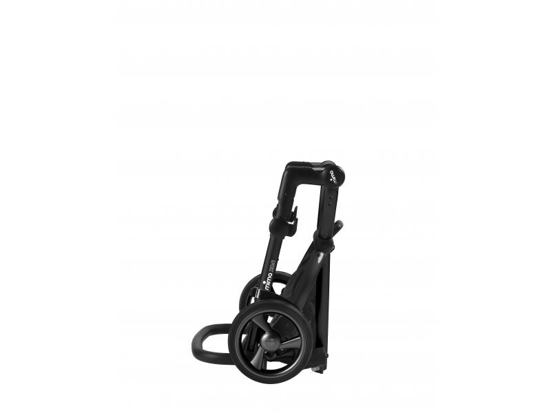 Mima Xari kočárek 3G - podvozek Black