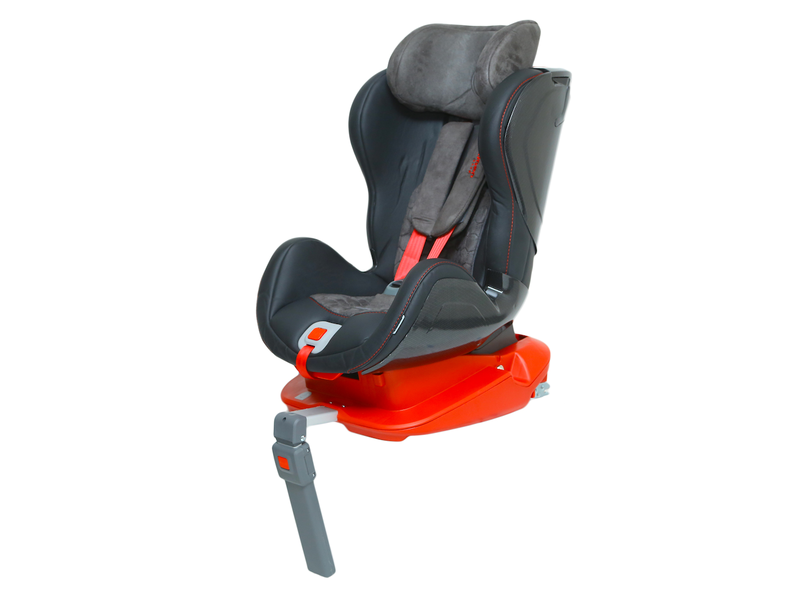 AVIONAUT GLIDER Isofix 2020 CARBON RACE RED