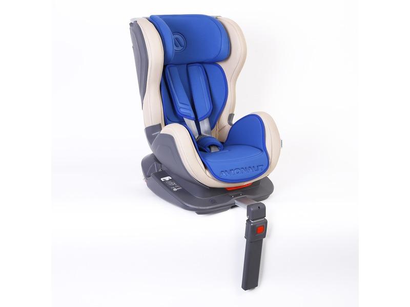 Avionaut Autosedačka ISOFIX GLIDER (9-18) béžová / modrá