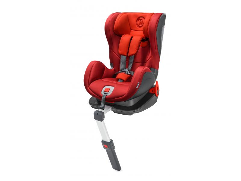 Autosedačka Avionaut ISOFIX GLIDER 2 EXPEDITION (9-25) 2018 Red (červená)