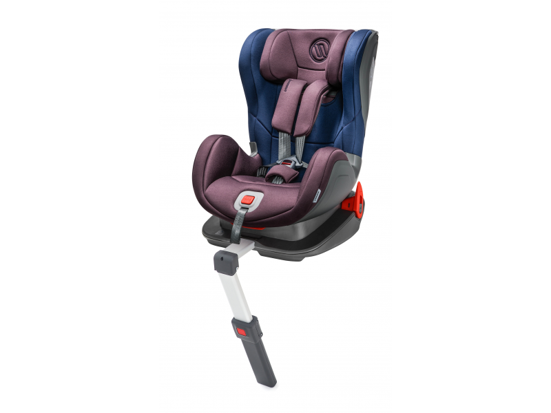 Avionaut Isofix Glider 2 Expedition (9-25) 2018 Purple Navy
