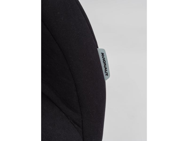 Autosedačka Avionaut ISOFIX GLIDER 2 SOFTY (9-25) 2019 černá / šedá