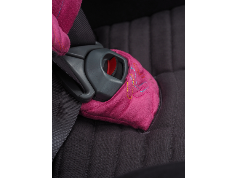 Avionaut Autosedačka GLIDER 2 SOFTY (9-25) 2019 černá / růžová