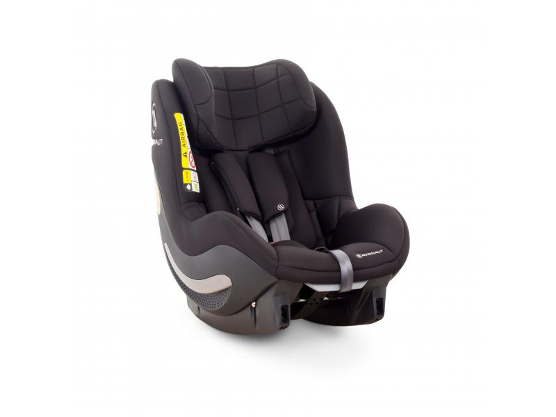 Autosedačka AEROFIX (67-105cm) 2019 černá