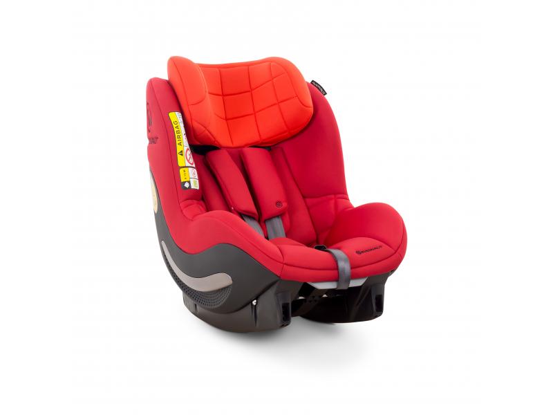 Autosedačka AEROFIX (67-105cm) 2019 červená