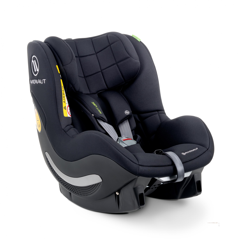 Autosedačka AEROFIX (67-105cm) 2020 čierna